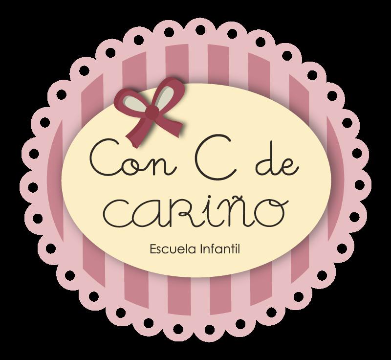 Con C de Cariño Logo Marca - SOYTUTIPO