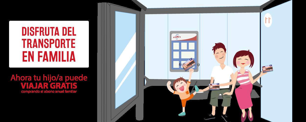 Presentación Campaña Disfruta del transporte en familia EMT - SOYTUTIPO