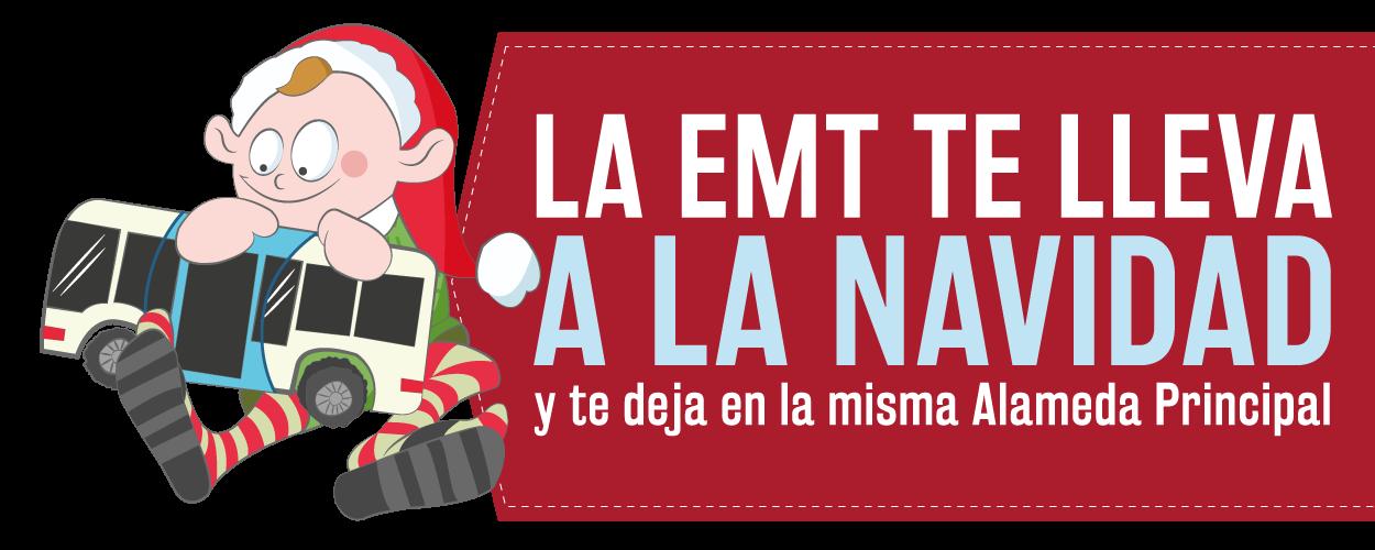 Presentación La EMT te lleva a la Navidad - SOYTUTIPO