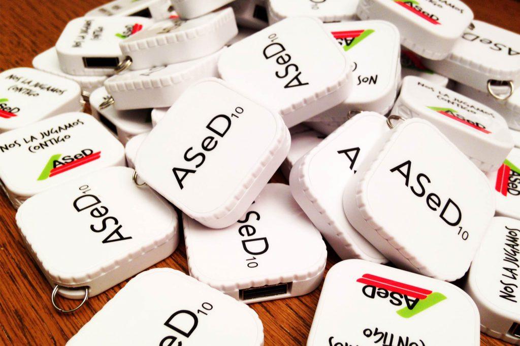 Grupo de USB para ASeD - SOYTUTIPO