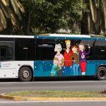 Autobús Campaña Tu Familia, tu Navidad EMT - SOYTUTIPO