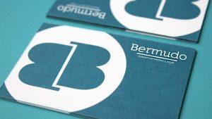 Tarjeta de visita Bermudo Asesores - SOYTUTIPO