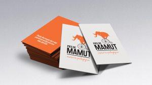 Tarjetas de vista para Pies de Mamut - SOYTUTIPO