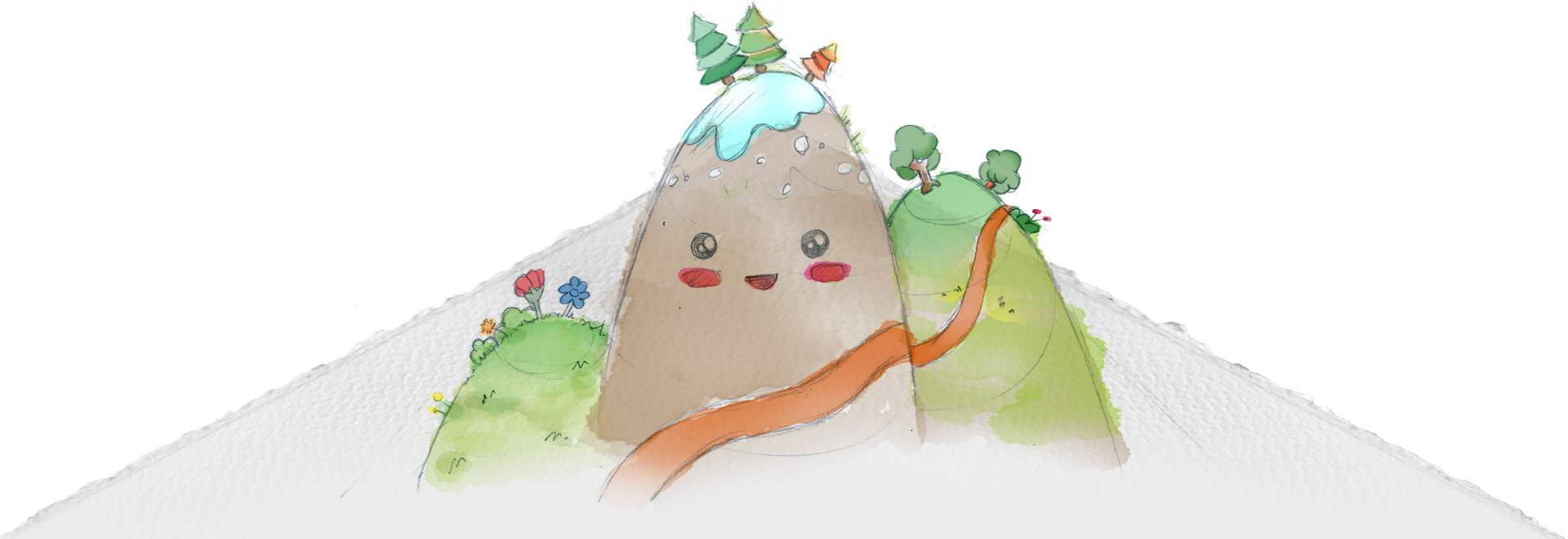 Ilustración para web de Escuela Infantil Gibralfaro - SOYTUTIPO