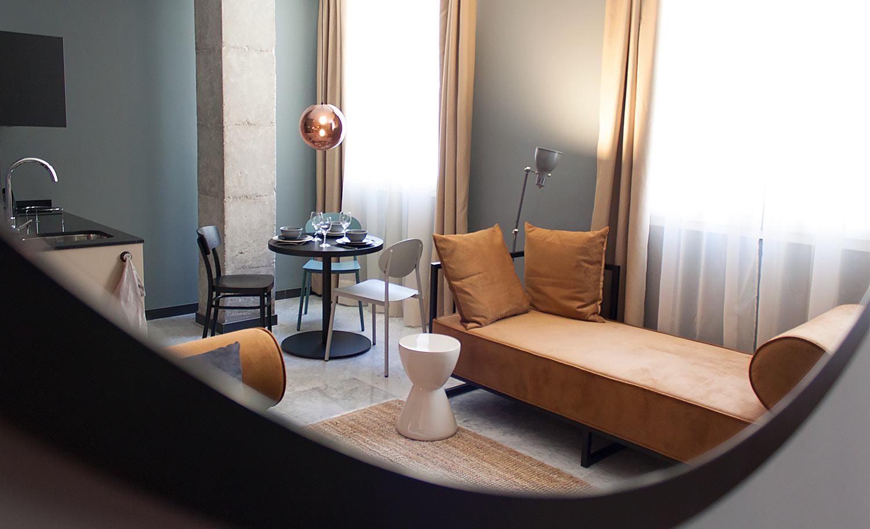 ejemplo fotografía apartamentos