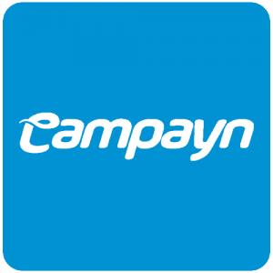 Logotipo de Campayn - opción 2 para crear newsletter recomendado por SOYTUTIPO