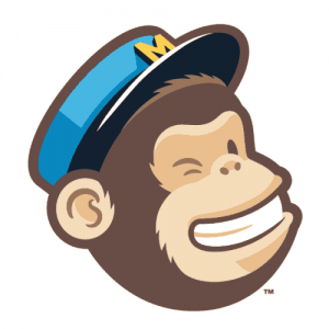 Logotipo de Mailchimp - opción 1 para crear newsletter recomendado por SOYTUTIPO