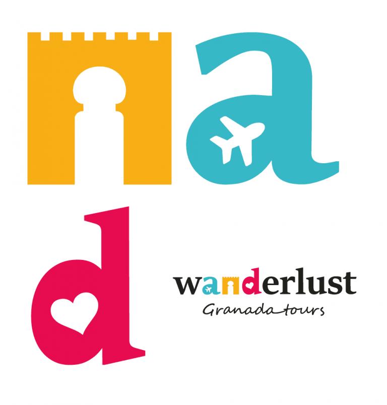Diseño de branding para Wanderlust Granada Tours - SOYTUTIPO