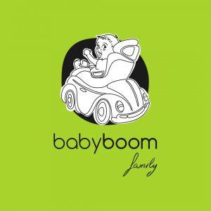 Marca babyboom family, variación bebé - SOYTUTIPO