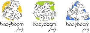 Marca babyboom family- SOYTUTIPO