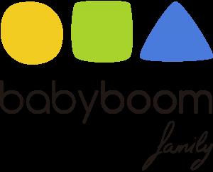 Marca babyboom family, versión para tamaño reducido - SOYTUTIPO
