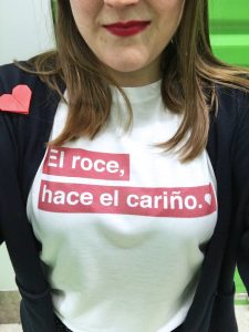 El roce, hace el cariño - María de SOYTUTIPO