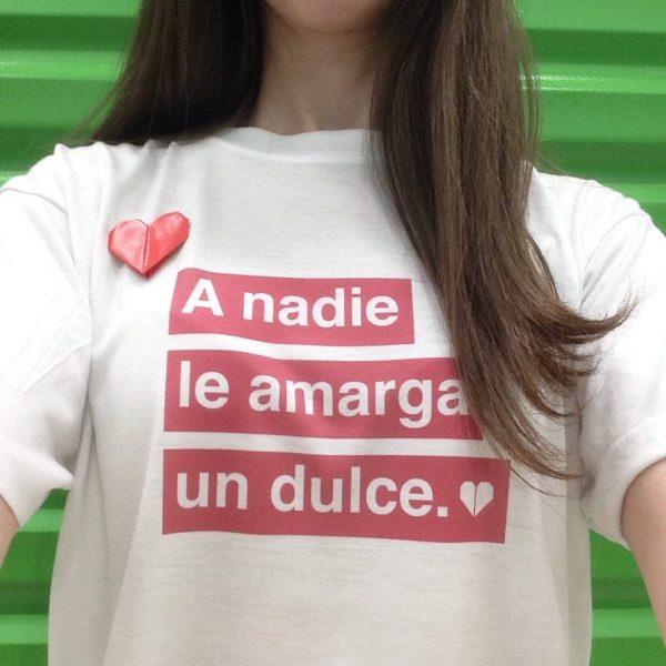 A nadie le amarga un dulce - Paloma SOYTUTIPO