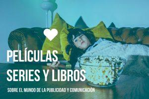 Películas, series y libros con publicista de porta