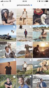 Instagram, Facebook, Redes sociales