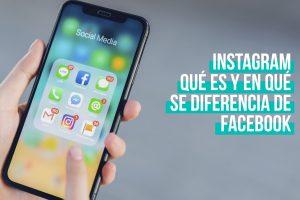 Instagram - qué es y en qué se diferencia de Facebook