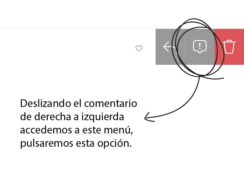 Paso 1 de restricción de comentarios negativos en Instagram - SOYTUTIPO