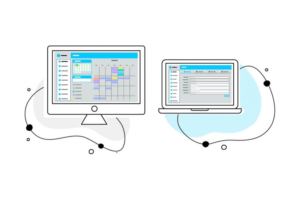 Ilustración y diseño web infografía, ilustración, diseño y creación web para igaleno-SOYTUTIPO